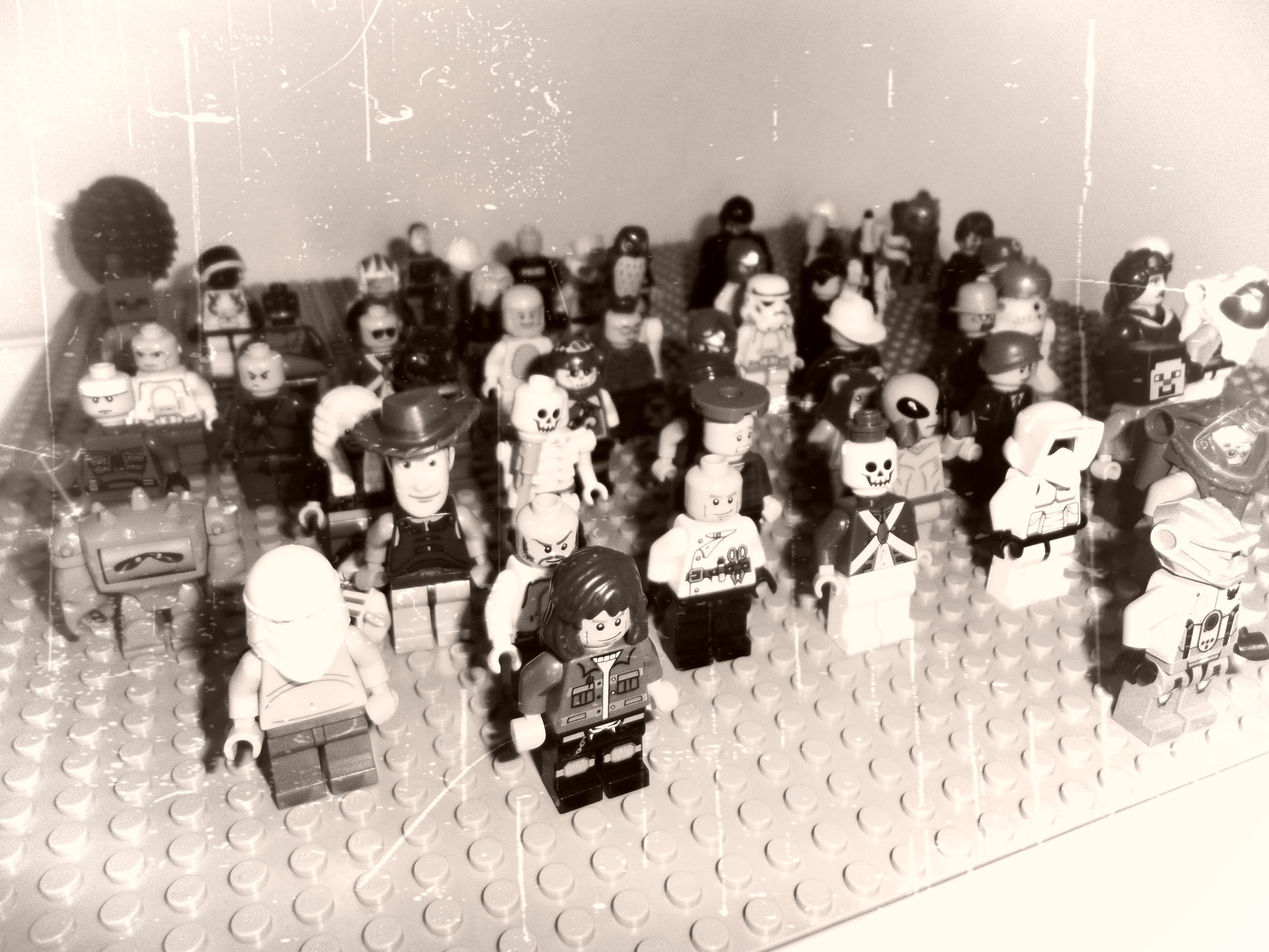 Lego, i alla tider