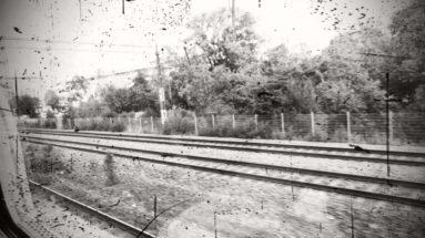 Tåget mot Uppsala